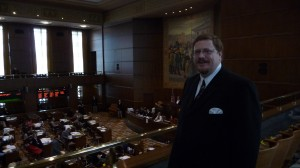 Testimony of Gregory Hamilton in support of the Oregon Workplace Religious Freedom Act (SB 786)